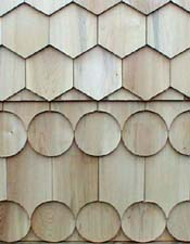 Sample Shingle Patterns
